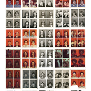 1977-79 One Hundred and Eight Portraits #2