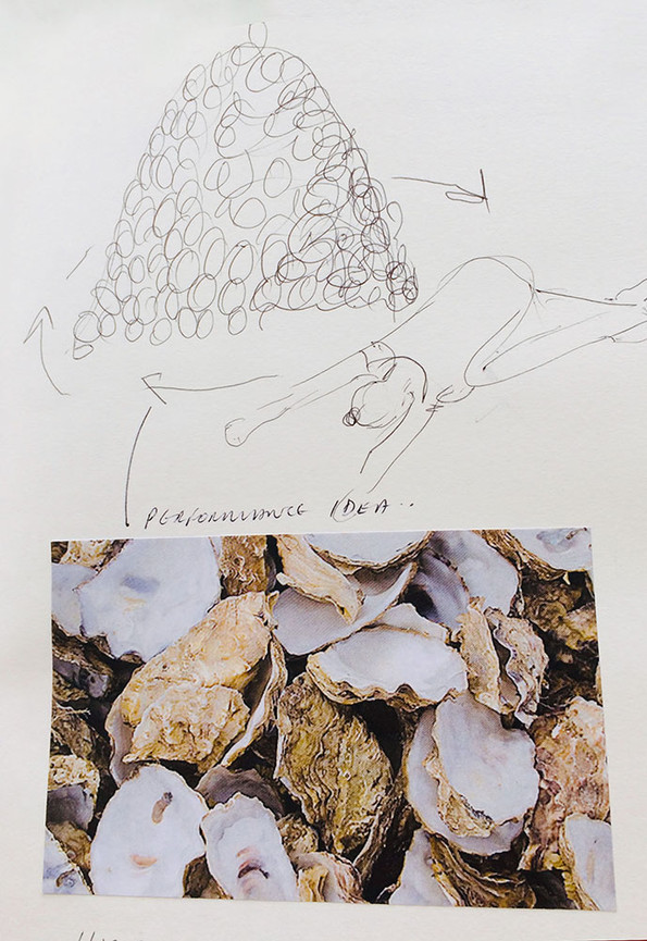 Oysters, Ideas