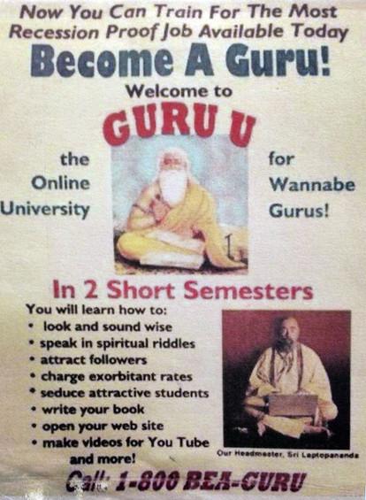 Become A Guru