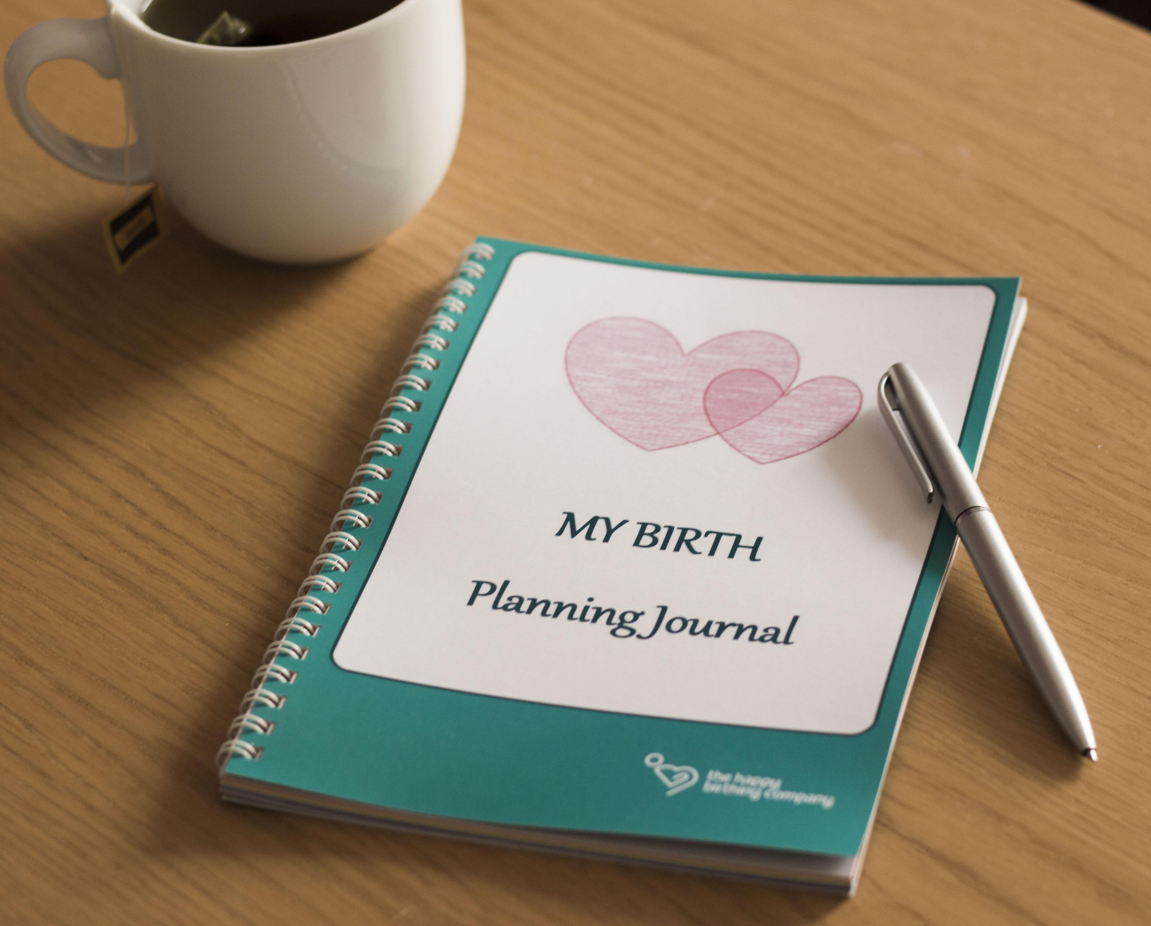 MY BIRTH Planning Journal