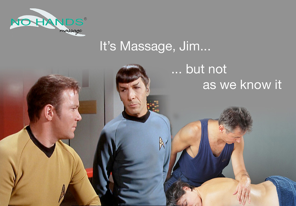 Massage but not as we know it