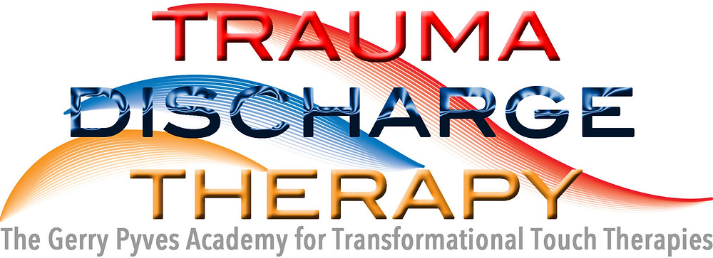 Logo for Trauma Discharge Therapy.