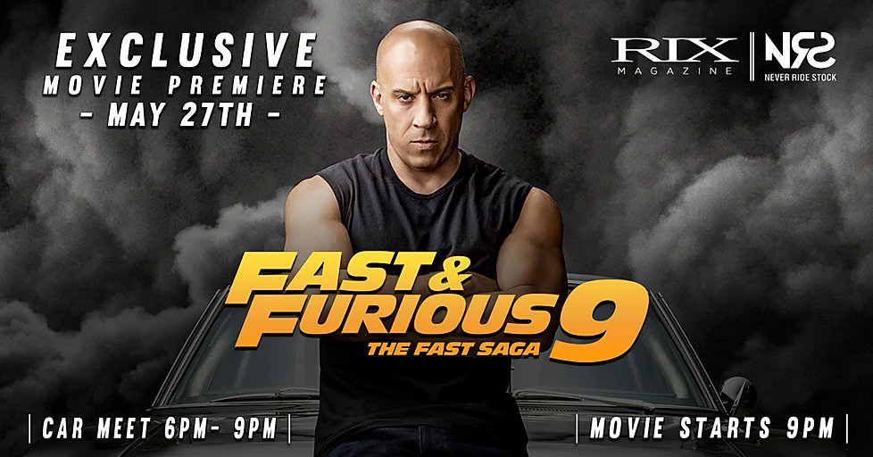 F&F9 Movie Release 1200 by 628 FB banner