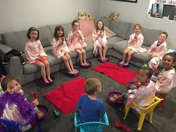 Pamper those feet #pamperparty #pamperpa