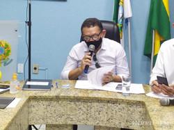Presidente Adailson Gomes