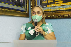 Vereadora Elisandra Gomes