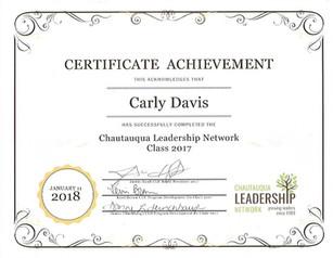 Chautauqua Leadership Network