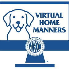 AKC Virtual Home Manners Dog Manners