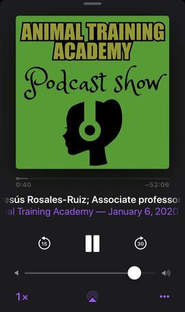 Animal Training Academy Podcast Show