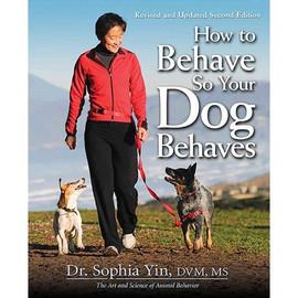 The work of Dr. Sophia Yin, DVM, MS is inspiring!