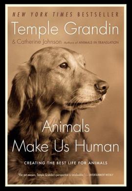 Dr. Temple Grandin is inspiring!