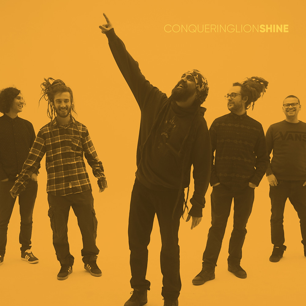 Conquering Lion - Shine (Single)