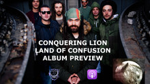 Album Preview: Conquering Lion - Land of Confusion