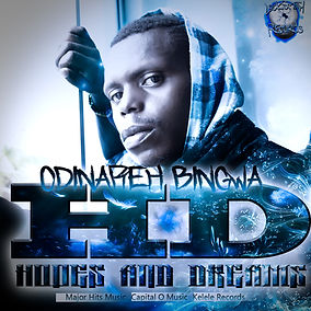 "Kenyan Rapper ""Odinareh Bingwa"" and he released the ""HD [Hopes & Dreams]"""
