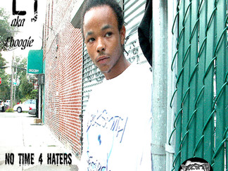 New Music Friday: LJ Aka Lboogie - No Time 4 Haters (Deluxe Edition)
