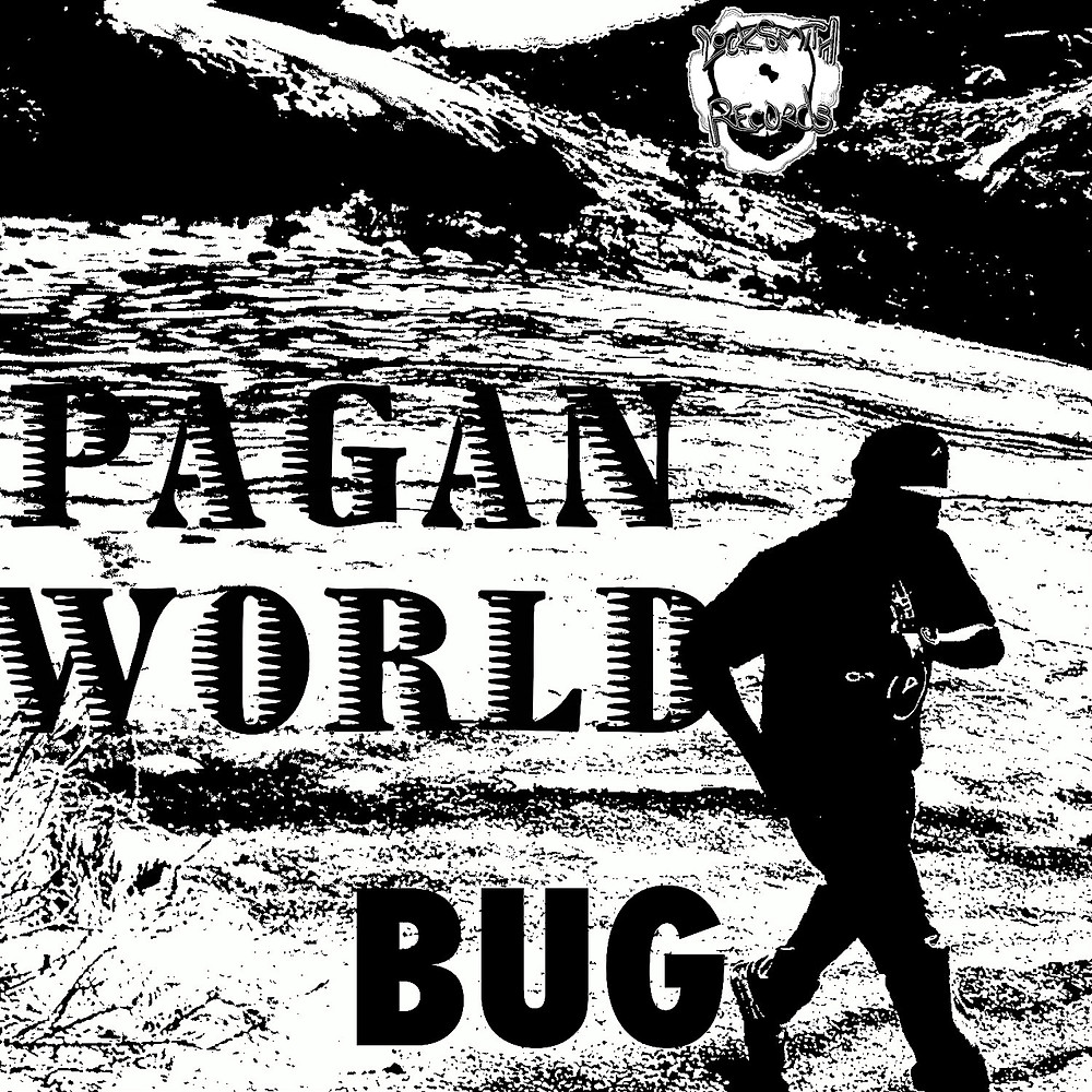 Album Cover: Pagan World by BUG