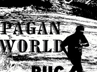 New Album Release: PAGAN WORLD by BUG