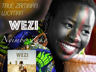 "New AfroSoul Singer & Songwriter from Zambia | Listen: ""WEZI - Nyimbo Zako"""