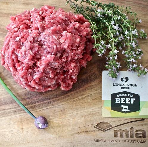 Beef Mince 1/2kg - $24kg