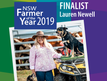 NSW Farmer of the Year - Finalist