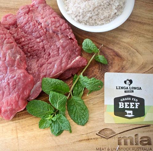 Minute Steak – pack of 4 - $24kg
