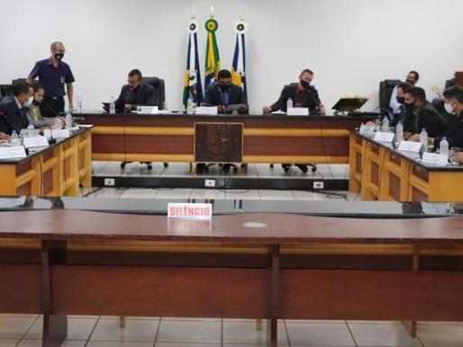 Composições das Comissões Permanentes foram definidas na última sexta-feira (8) na Câmara Municipal