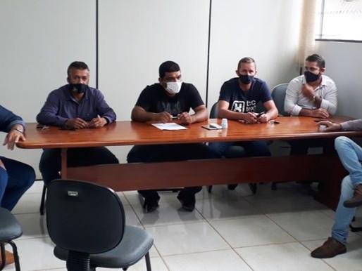 Mesa Diretora se reúne para deliberar sobre o enfrentamento ao Covid-19