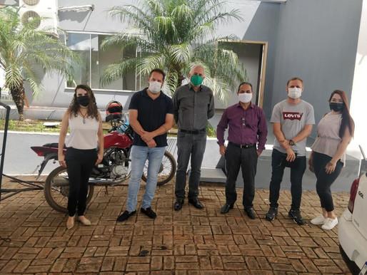 Ministério Público fiscaliza estrutura do Hospital de Campanha em Cacoal