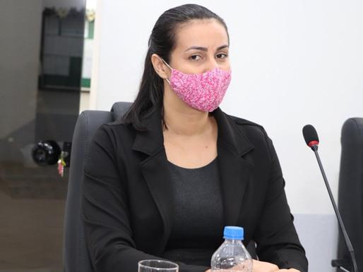 """Vereadora Delker Nobre protocola """"Pedido de Providencia"""" em apoio a zona rural"""