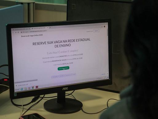 ANO LETIVO: Matrículas da rede estadual de ensino iniciam dia 20 de janeiro em Rondônia