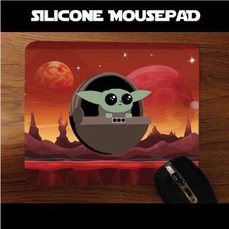 Baby Yoda Mousepad