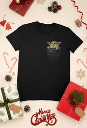 Baby Yoda Shirt Etsy