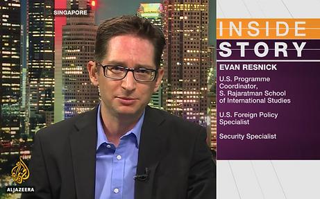 Evan Resnick Al Jazeera