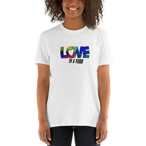 LOVE is  verb