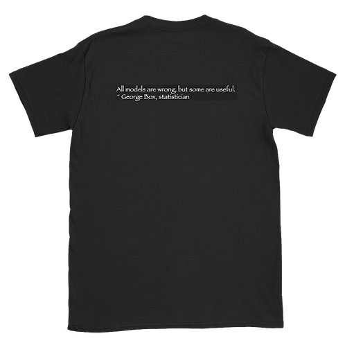 Unisex Softstyle T-Shirt: All models are wrong...