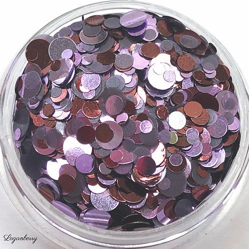 Loganberry Pot of Dots - Small Pot