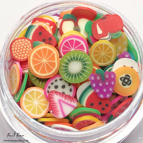 Fruit Fimo - Small Pot