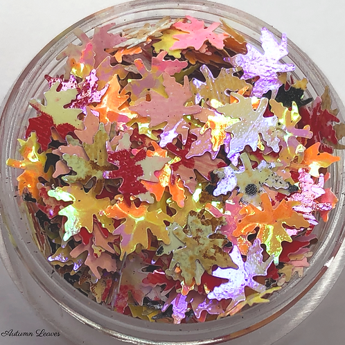 Autumn Leaves - Small Pot