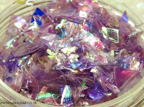 Lilac Mylar - Small Pot