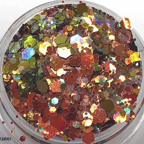 Charmed Chameleon Nail Confetti - Small Pot