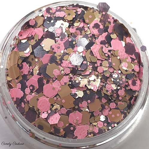 Candy Couture Nail Confetti - Small Pot