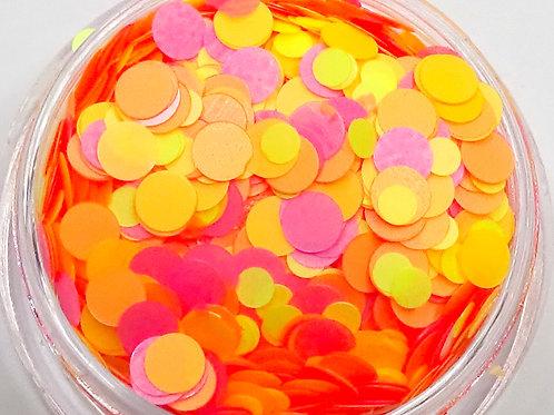 Fruit Salad Dots - Small Pot
