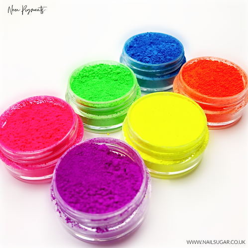 Neon Pigment Collection
