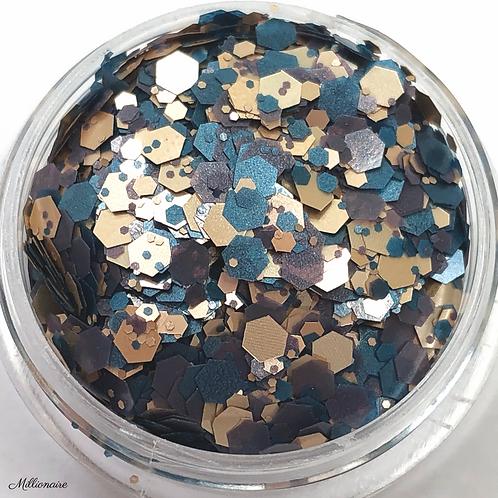 Millionaire Nail Confetti - Small Pot