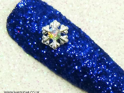 Snowflake Nail Charm