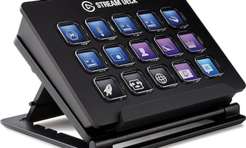 "Stream Deck ""Elgato"""