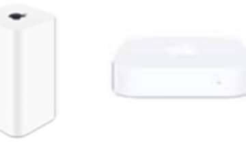 Apple Airport Extreme & Express