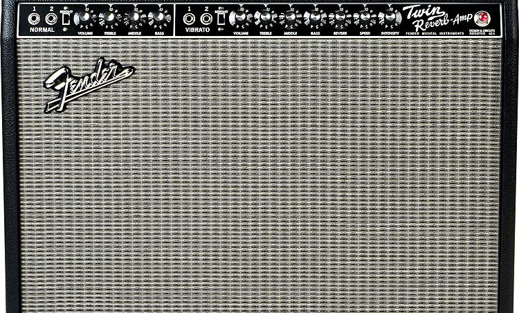 "E-Gitarre ""FENDER"" 65 Twin Reverb"