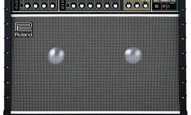 """E-Gitarren-Combo """"ROLAND Jazz Chorus-120"""""""