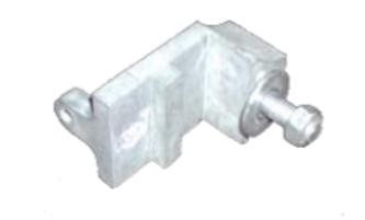 Geländerklammer inkl. M12x65